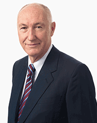 John W. Campbell, Former President and CEO, Waterfront Toronto