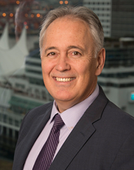 Glen Clark, Former Premier, British Columbia, Currently President