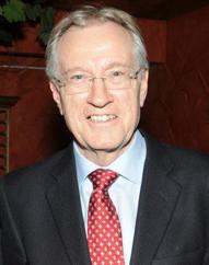 Senator Art Eggleton (Former Mayor of Toronto)