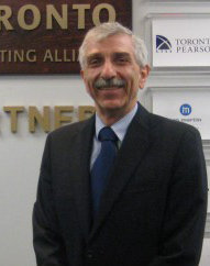 George Hanus, Former President and CEO, Greater Toronto Marketing Alliance