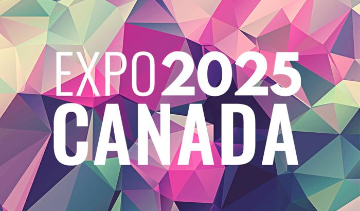 Expo 2025 Canada Logo