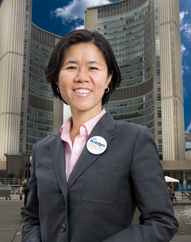 City Councillor Kristyn Wong-Tam, Ward 27 Toronto Centre Rosedale
