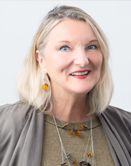 Claire Hopkinson, Director and CEO, Toronto Arts Council