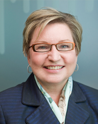 Terrie O'Leary, Acting CEO,Invest Toronto